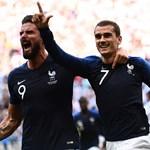 A fogadóirodáknál a franciák nyernek