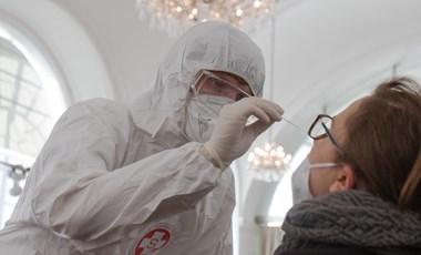 6201 új fertőzött, elhunyt 108 beteg