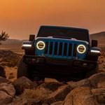 Beárazták a nagy V8-as motorral szerelt új Jeep Wranglert