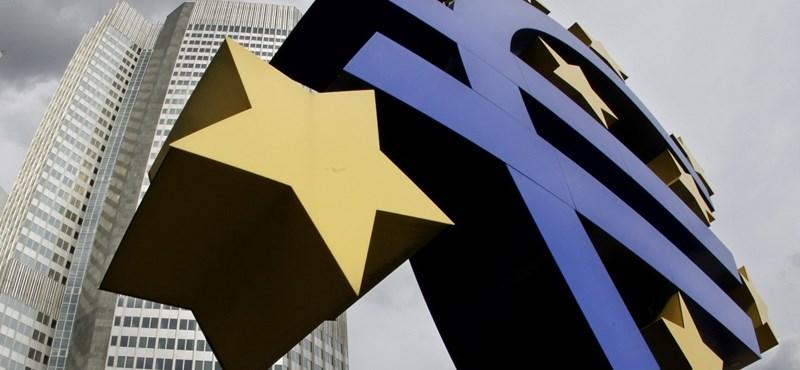Megszorításokat sürget az EU-ban az EKB távozó főközgazdásza