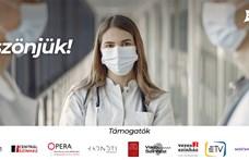 Ingyen nézhetnek online színházi előadásokat a kórházi dolgozók