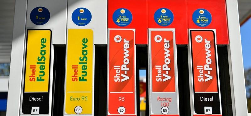 Feljebb kúszott kicsit a benzin ára