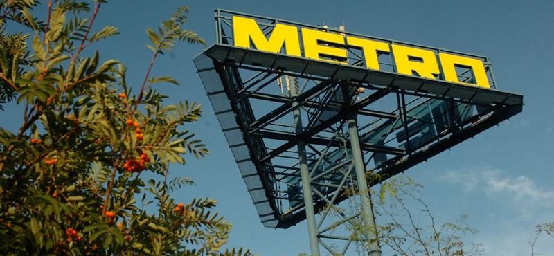 Eladta három ingatlanát a Metro Magyarországon
