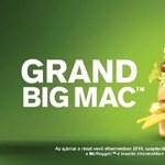 Jön a még nagyobb Big Mac (és a kistestvére)