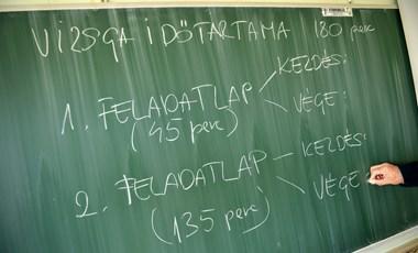 Itt van a matekérettségi megoldása