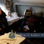 Egy erzsébetvárosi hostelben kapták el a margitszigeti rablókat – videó