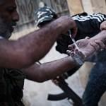 Szíria: egy háború borzalmai - Nagyítás-fotógaléria