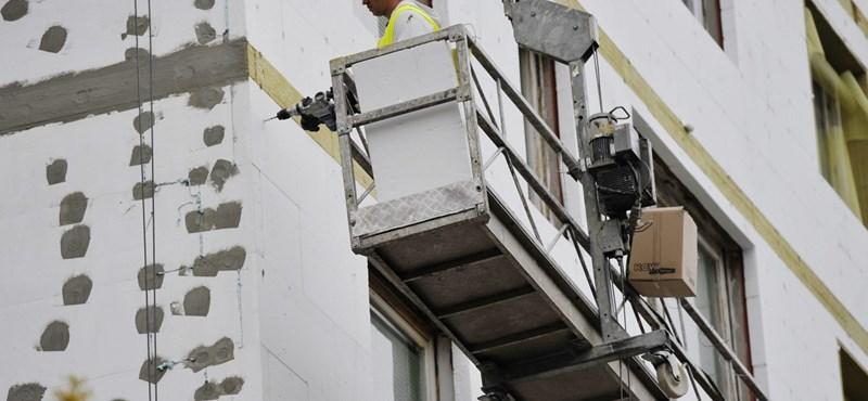 Több ezer építőipari cég szűnt meg az idén