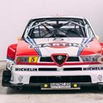 Egy ikonikus Martini szettes Alfa Romeo 155 várja új gazdáját