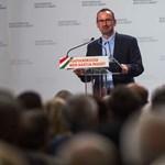 Szájer József marad az EP néppárti frakciójának alelnöke