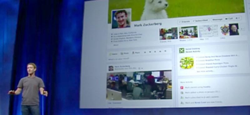 Bemutatták az új Facebookot - mire számíthatunk?