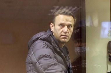 """Orvosa szerint Alekszej Navalnij """"bármelyik percben"""" meghalhat"""