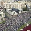 Közel háromszáz újságírót vettek őrizetbe Fehéroroszországban az elnökválasztás óta