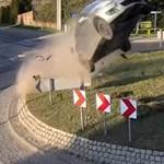 Videón 2020 legnagyobb autós szerencsétlenkedései