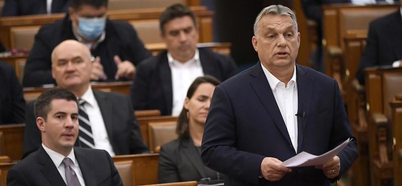 Orbán Viktor levélben ment neki az Európa Tanács főtitkárának