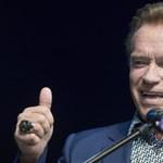 Ilyen volt Schwarzenegger budapesti motivációs beöntése
