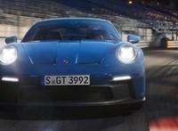 Az új Porsche 911 GT3-ra még egy Porsche ára rádobható extrákkal