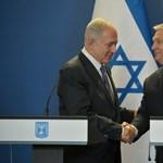 Orbán levelet írt Netanjahunak: kiváló partnerséget épített ki Magyarország és Izrael