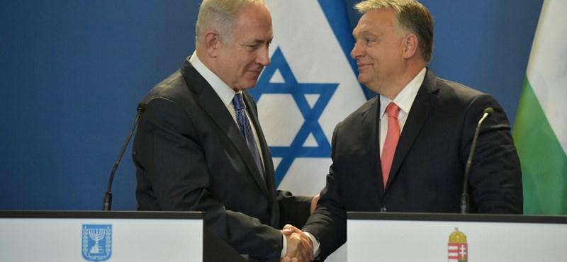 Netanjahu válaszolt Orbán Viktor levelére