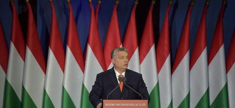 """Így értékelt évet Orbán Viktor: """"Politikai ellenfeleink reménytelen helyzetben vannak"""""""