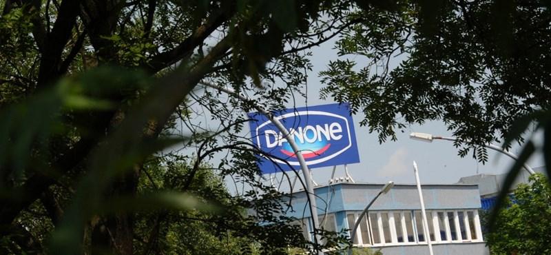 Végleg bezárt a Danone-gyár