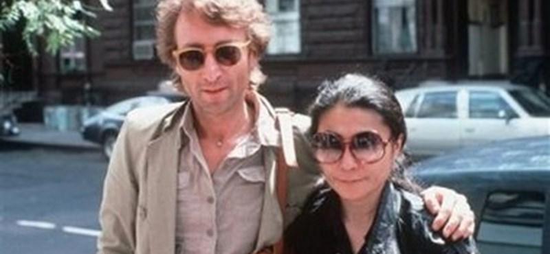 Padlásról került elő John Lennon levele a királynőhöz