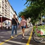 Az új nagykörúti rend nem kerékpárosbarát, nem is gyalogosbarát, viszont balesetveszélyes