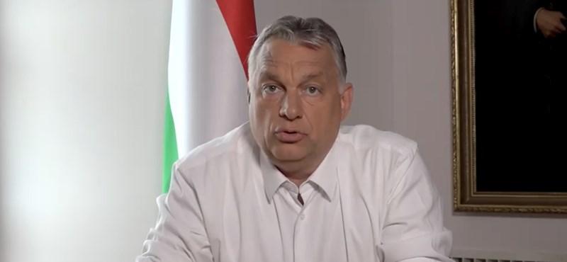 Orbán Viktor: Nem állhat le az ország