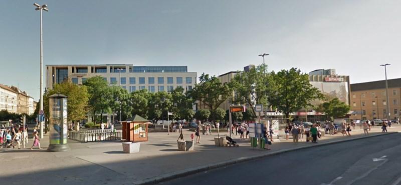 A Blaha Lujza tér felújítása nem csak csúszik, drágult is