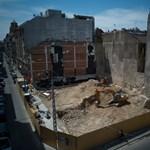 Városképi jelentéktelenség: mégsem őrizte meg a Hard Rock az Instant homlokzatát