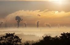 A járvány ellenére is rekordmagas a szén-dioxid légköri koncentrációja