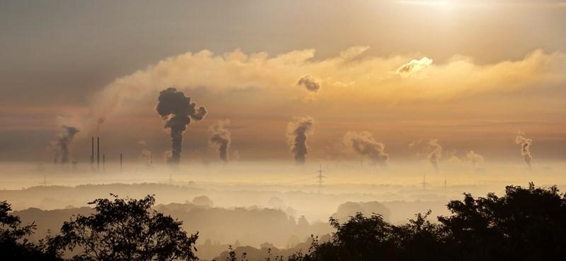 Húsz cég felelős a világ szén-dioxid-kibocsátásának több, mint harmadáért