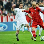 Arjen Robbennel hosszabbít a Bayern