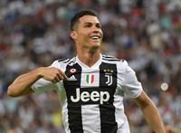 Ronaldo nem gratulált Messiéknek