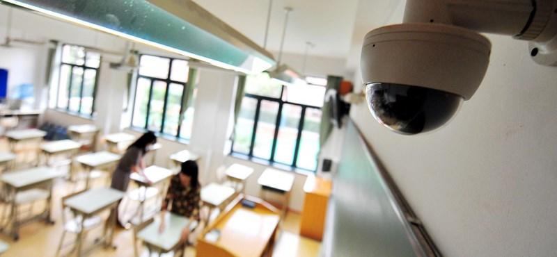 Akár a hatéveseket is kamerákkal figyelhetik majd az iskolákban