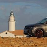 Polo méret, Golf ár: vezettük a T-Cross-t, a legkisebb VW divatterepjárót