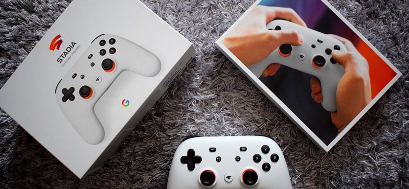 Megérkezett Magyarországra a videojátékos Netflix, az elsők között próbáltuk ki a Google Stadiát