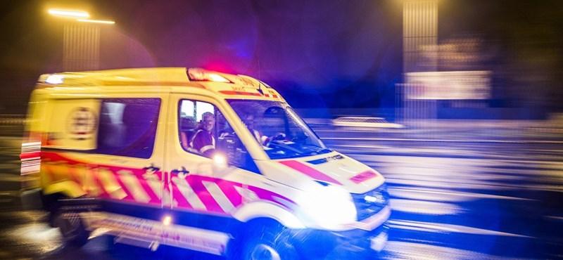 Letöltendő börtönt kapott egy mentőápolóra támadó férfi