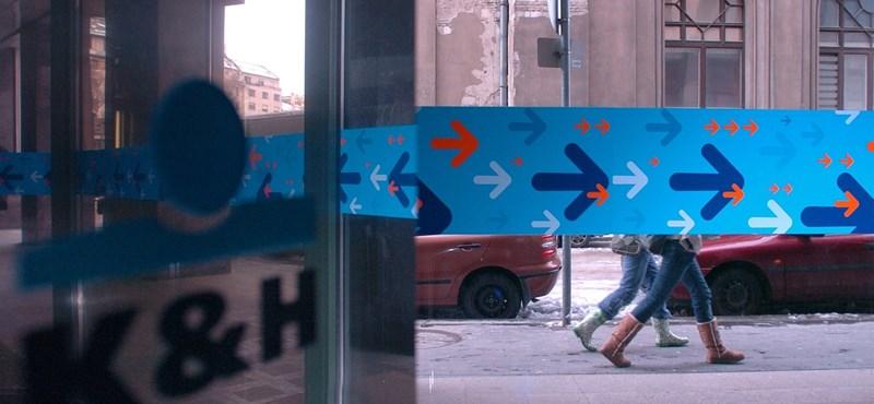Megszűnik egy netbankos belépési mód a K&H Banknál