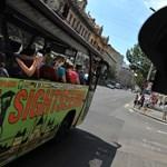 A járvány alatt 6700 buszt vontak ki itthon a forgalomból