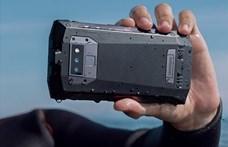 Ez az okostelefon 7 napig bírja töltés nélkül, de ne próbálja meg zsebre rakni