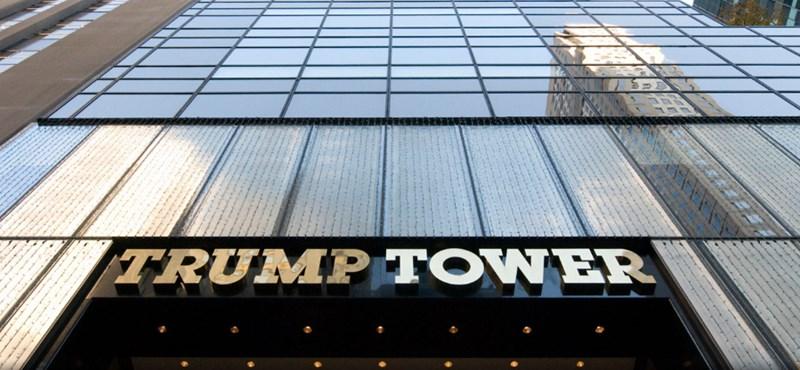 Google-betyárok változtatták meg a Trump Tower nevét