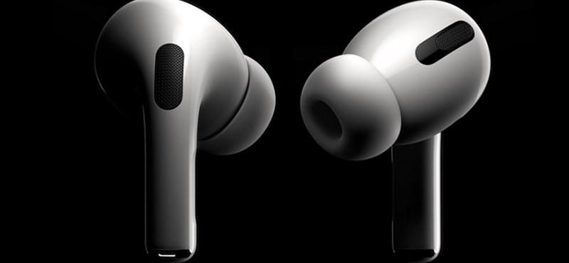Olyan sokan veszik az az Apple fülhallgatóját, hogy duplázni kell a termelést