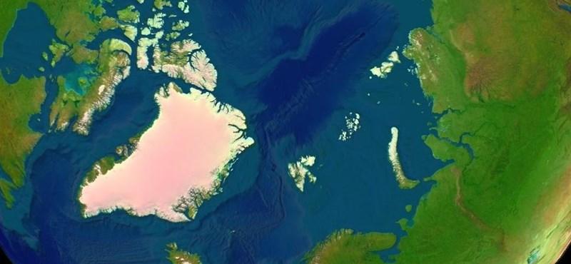 Aggasztóan sok a műanyag a tengeri jégben