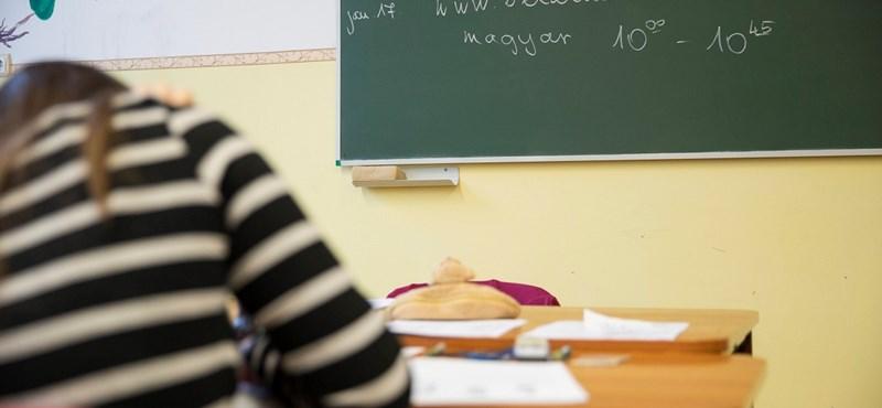 Figyelem, fontos határidő jön: péntekig jelentkezhettek a középiskolákba
