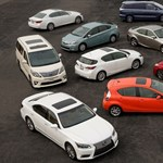 Nyolcmillió hibridnél tart a Toyota