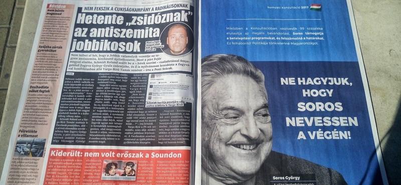Habony lapja újságírót keres: 130 ezres nettó fizetés, íráskészség nem kell