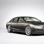 Kiszivárgott fotókon az új Bentley Flying Spur