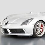 860 millió forintot kérnek ezért a 10 évesen is új Mercedesért