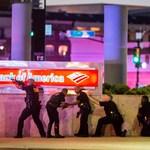 Újabb lövöldözés volt Amerikában, most Washingtonban lőttek rá rendőrökre